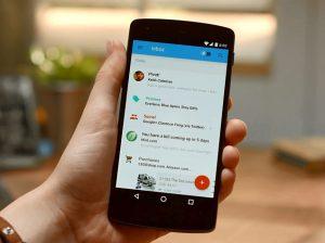 zakelijke gebruikers Inbox ap newsflash