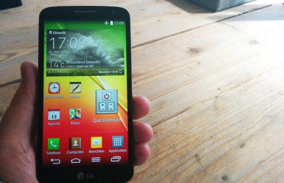 LG G2 Mini Review: mini-toestel met matig scherm