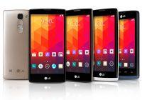 LG Magna, Spirit, Leon en Joy hands-on: het nieuwe middensegment van LG
