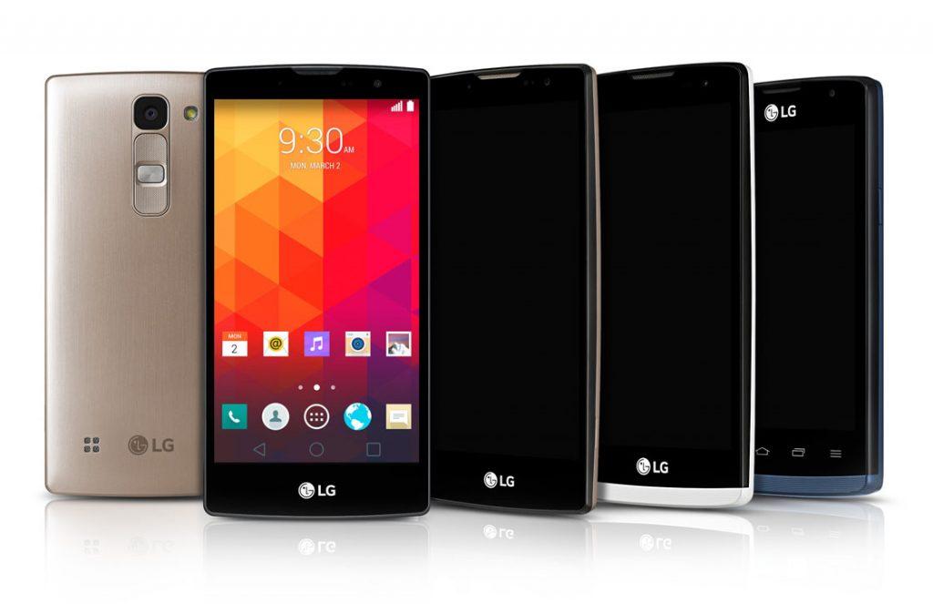 lg smartphones lg magna