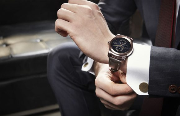 Foto's: dit is de luxe nieuwe smartwatch van LG
