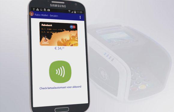 Rabobank brengt Android-app voor mobiel betalen uit