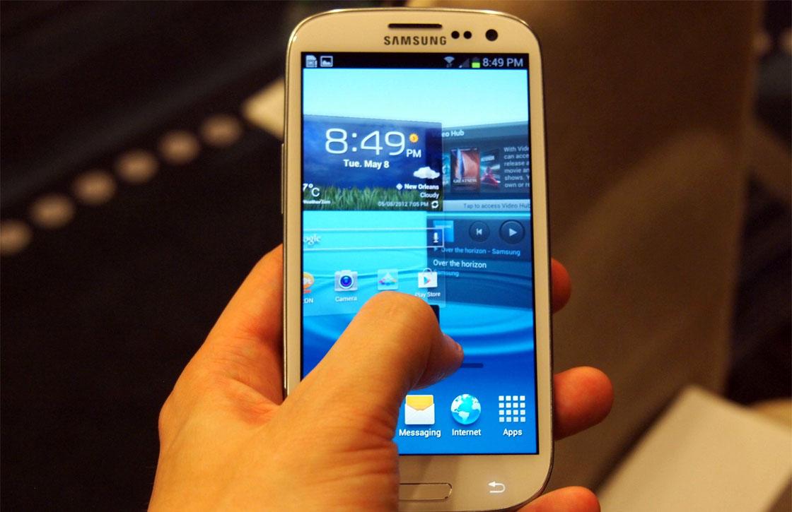 Samsung Galaxy S3 Review: kwalitatief hoogwaardige smartphone