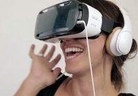 Video: Gear VR laat je duiken met haaien in de woestijn