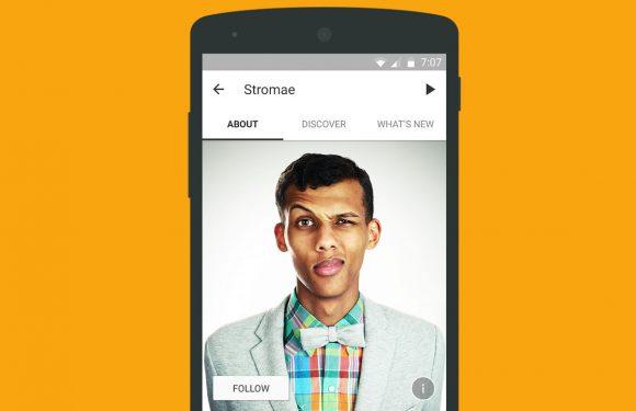 Sleeve Music: handige app om je favoriete artiesten te volgen