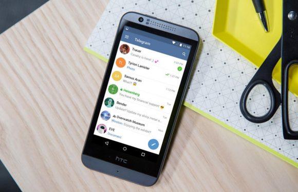 Telegram komt met mentions en hashtags voor groepsgesprekken