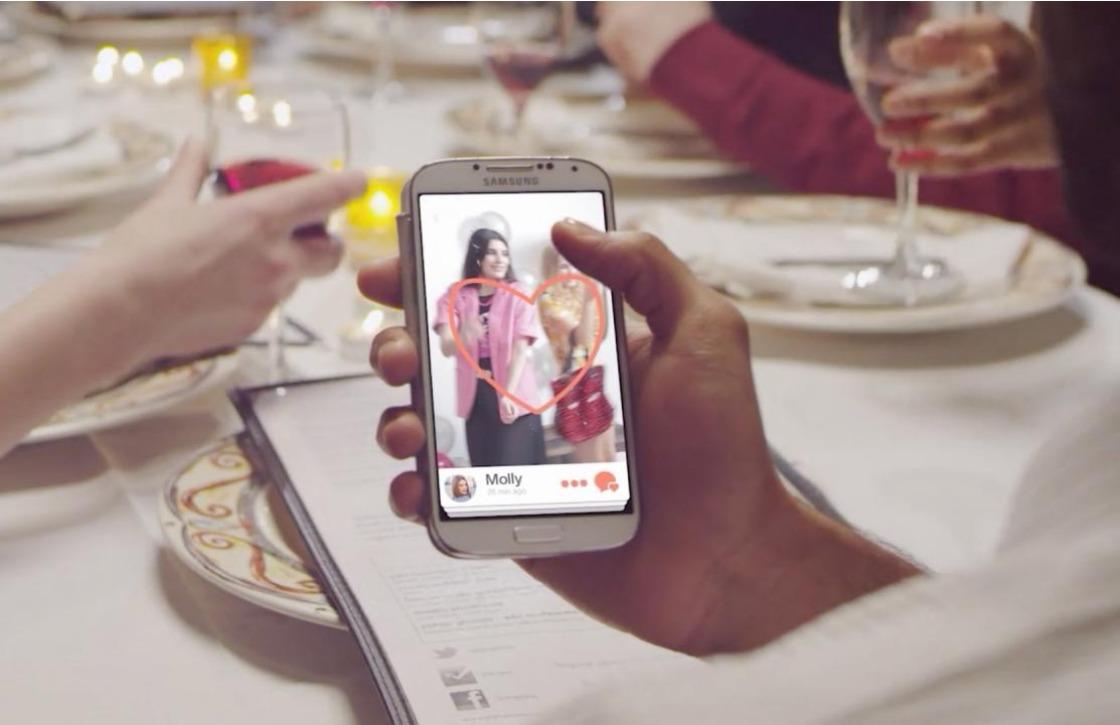 Tinder dating-app groot