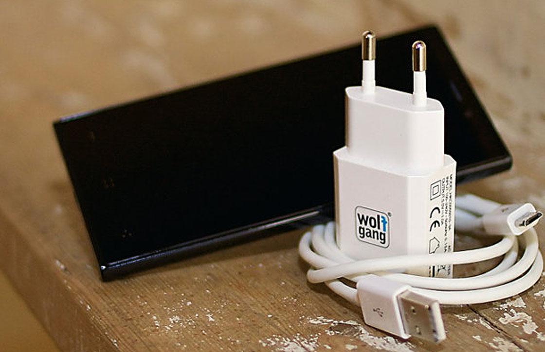 Eerste Wolfgang-smartphone met 4G vanaf zaterdag bij Aldi
