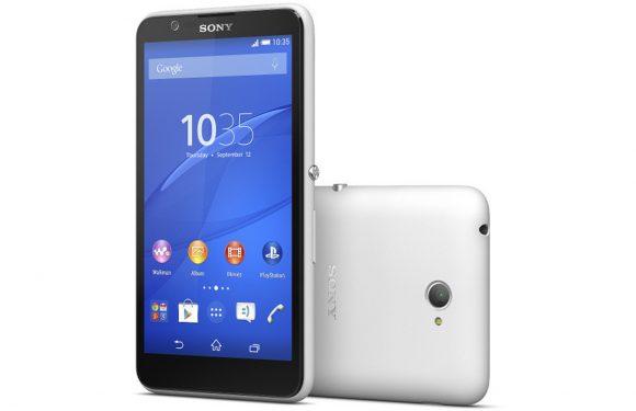 Sony Xperia E4 officieel: budgettoestel met groot scherm