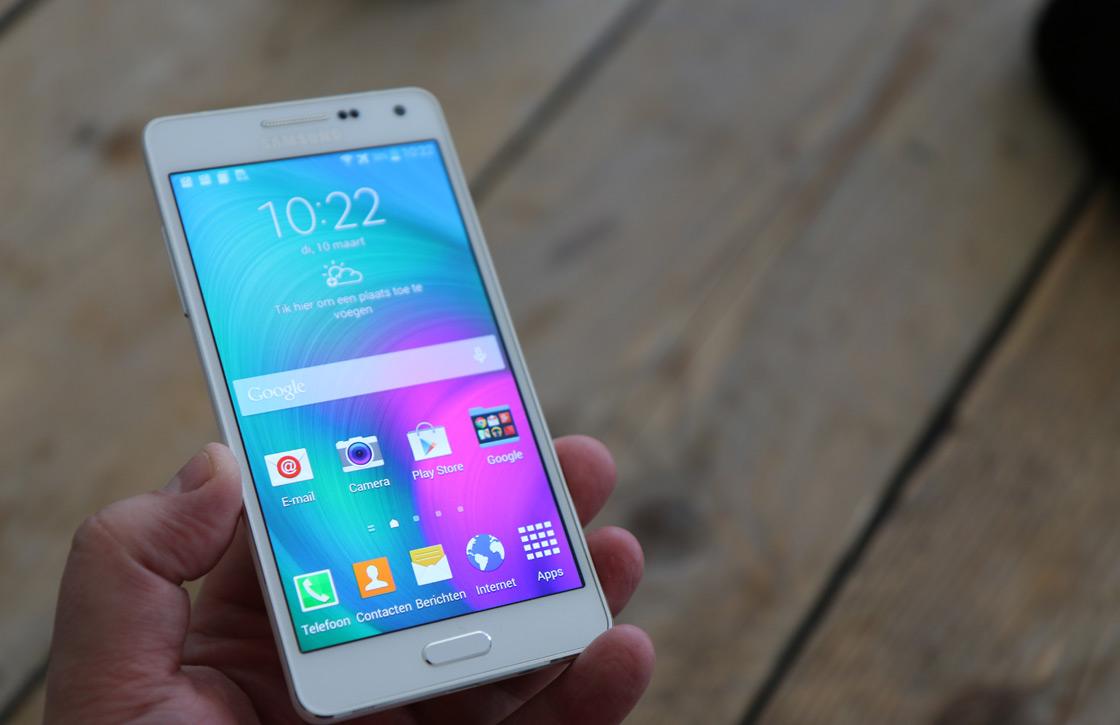 Samsung Galaxy A5 Review: fraai zonder franje