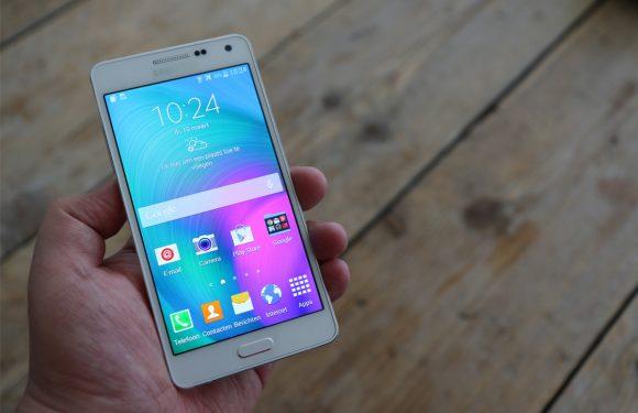 'Samsung Galaxy C-serie geeft midrangers metalen behuizing'