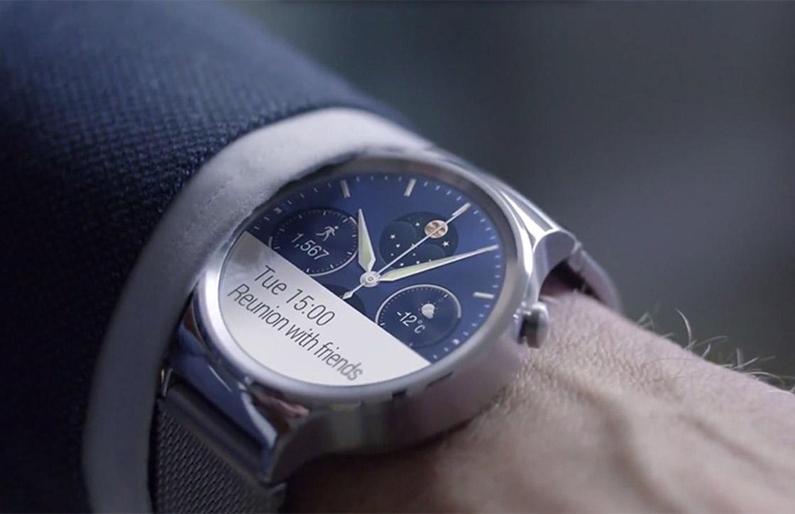 Huawei kondigt Huawei Watch, nieuwe TalkBands en MediaPad X2 aan