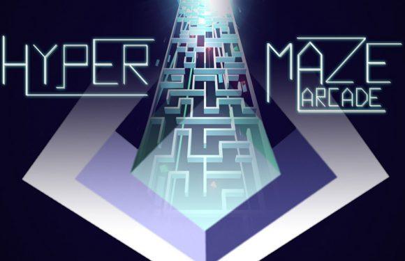 Hyper Maze Arcade is een moeilijke en verslavende game voor je Android