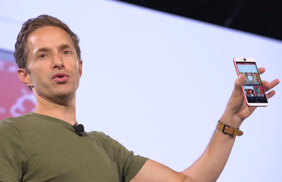 Belangrijkste designer HTC verlaat bedrijf
