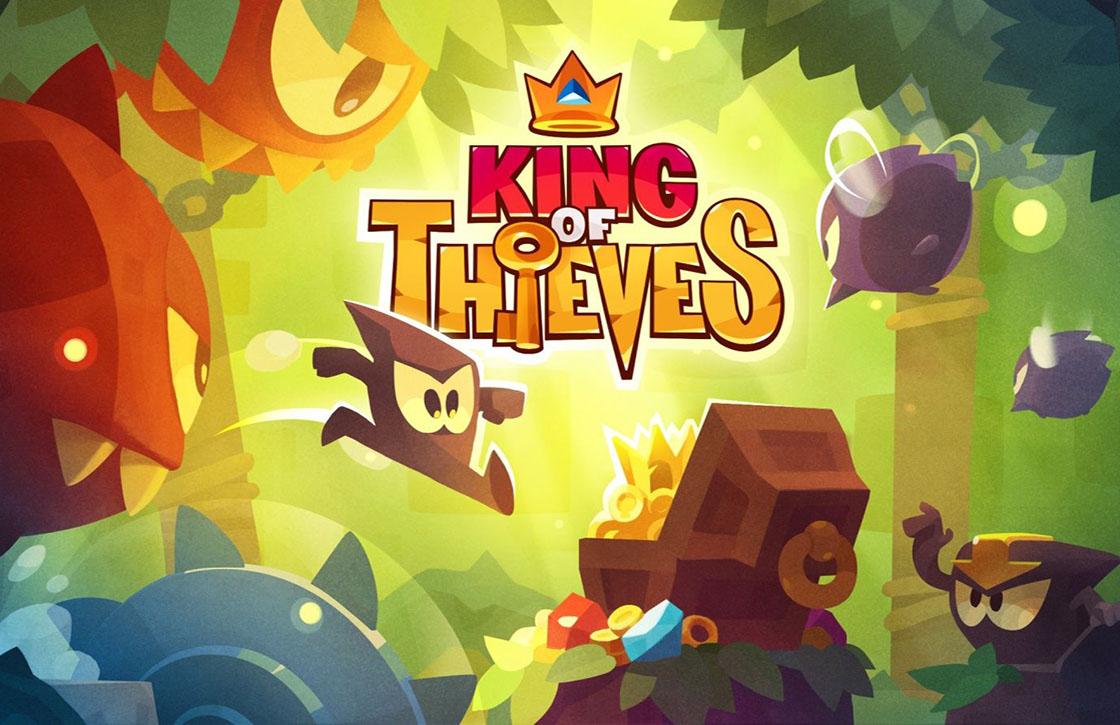 King of Thieves: toffe puzzelgame van de makers van Cut the Rope