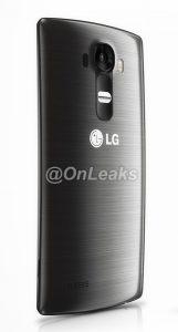 LG G4 persfoto