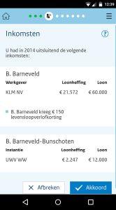 Aangifte 2014
