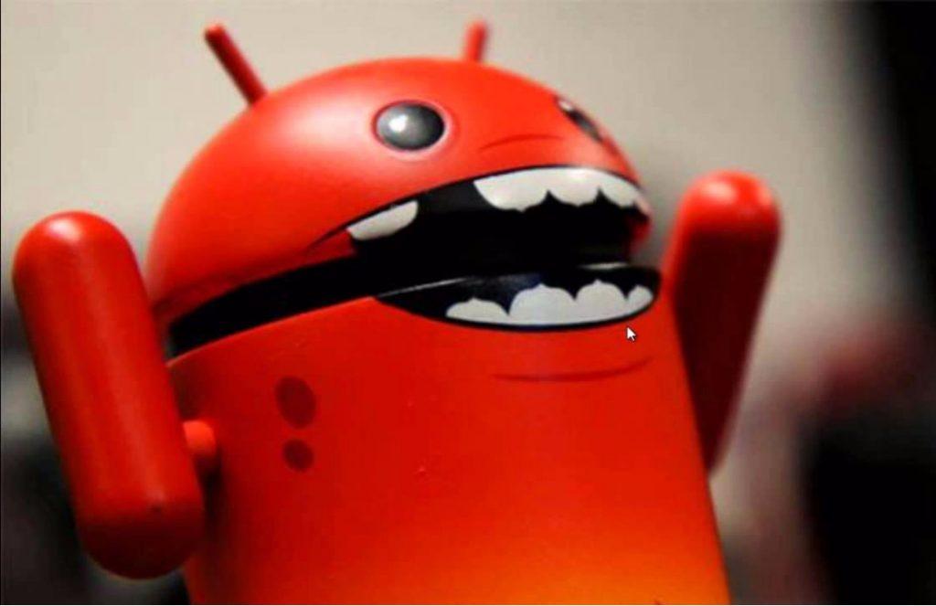 android beveiliging jaarrapport