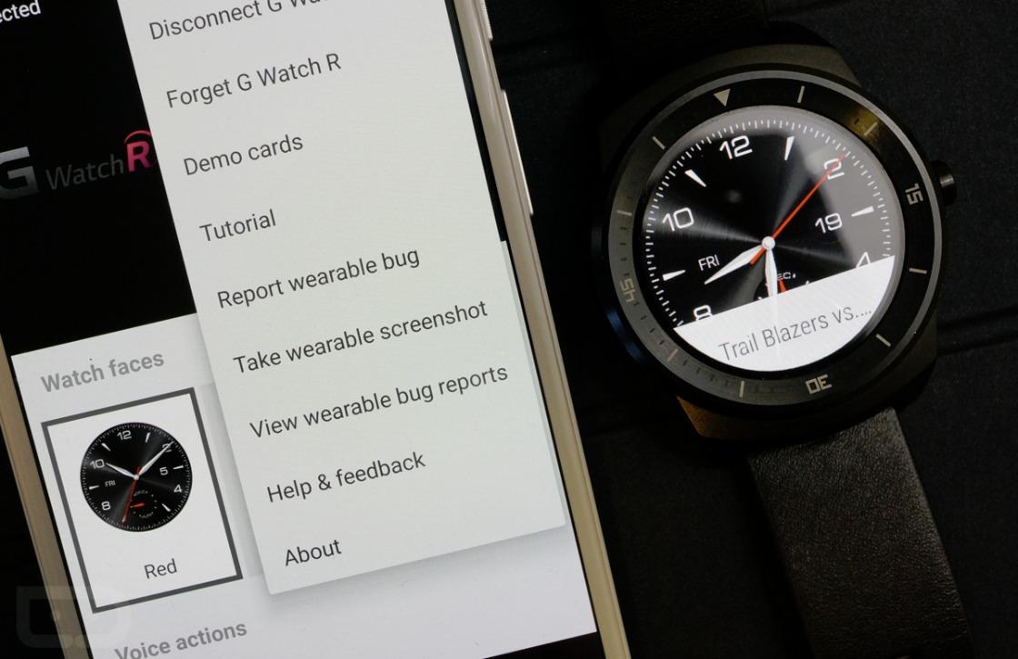In 3 stappen een screenshot met je Android Wear-smartwatch maken