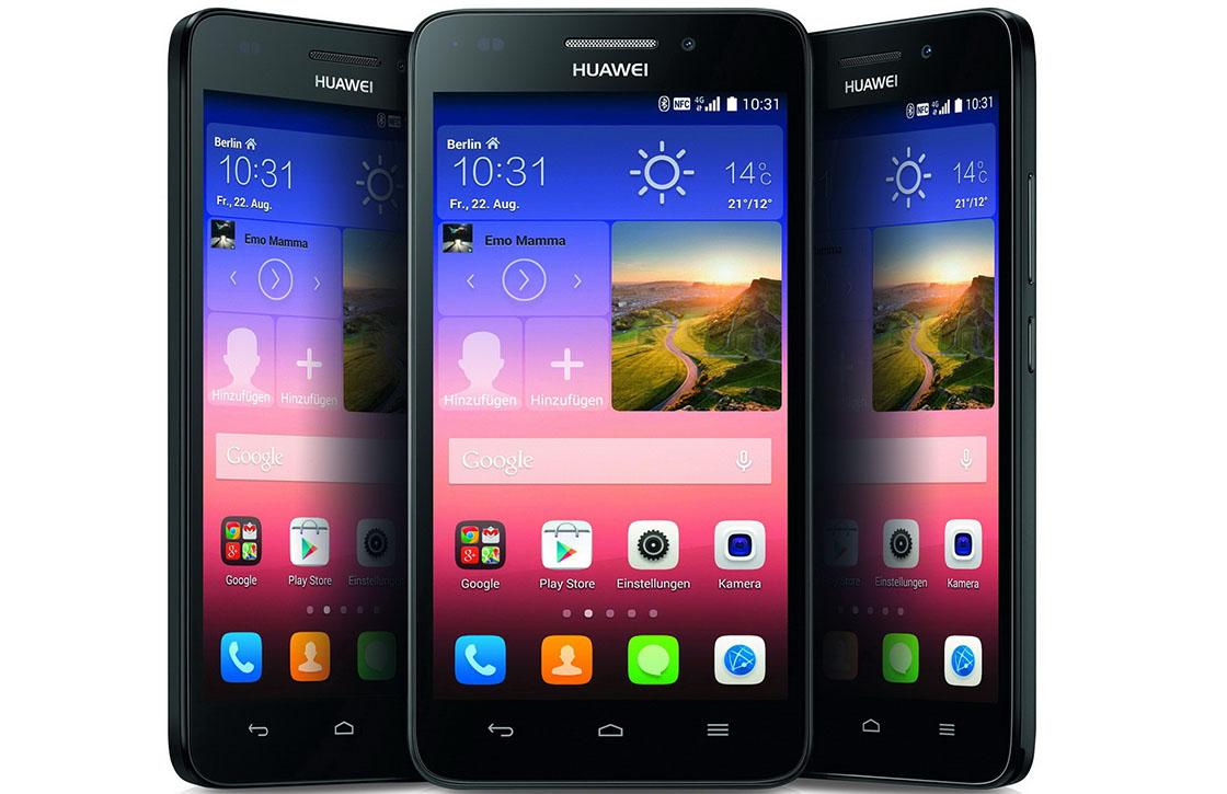 Huawei Ascend Y550 Review: betaalbaar 4G-toestel