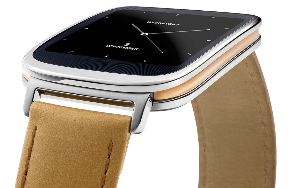 Asus Zenwatch Preview: premium smartwatch met Android Wear