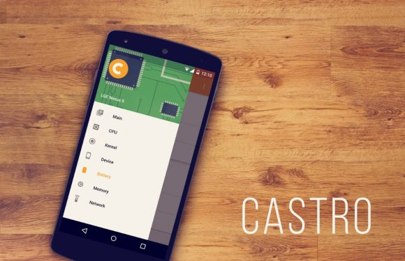 Castro is de mooiste app om alles te weten over je Android-device