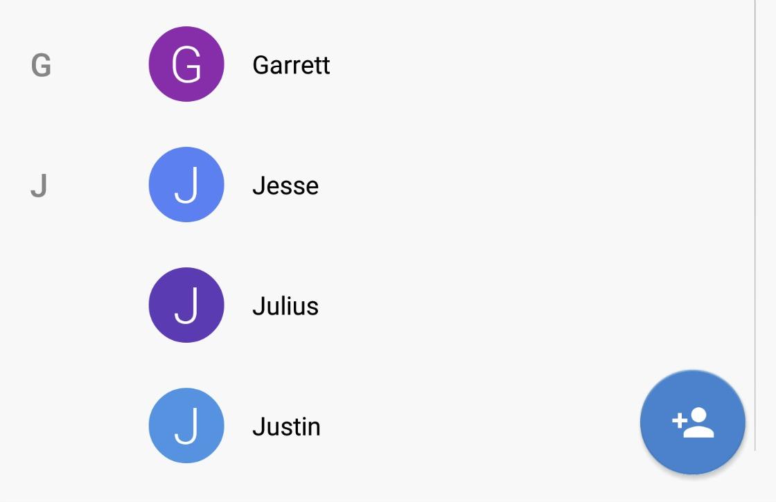 In 3 stappen Facebook-profielfoto's voor Google-contacten gebruiken