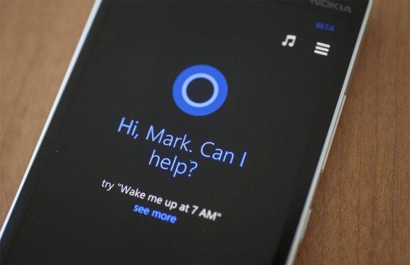 'Microsoft brengt spraakassistent Cortana ook naar Android'