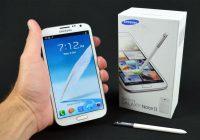 Samsung Galaxy Note 2 krijgt mogelijk geen Android Lollipop