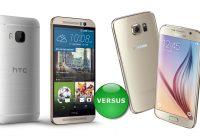 Samsung Galaxy S6 vs HTC One M9: ons voorlopige oordeel