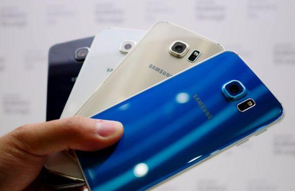 'Samsung verkoopt ruim 55 miljoen Galaxy S6-exemplaren in 2015'