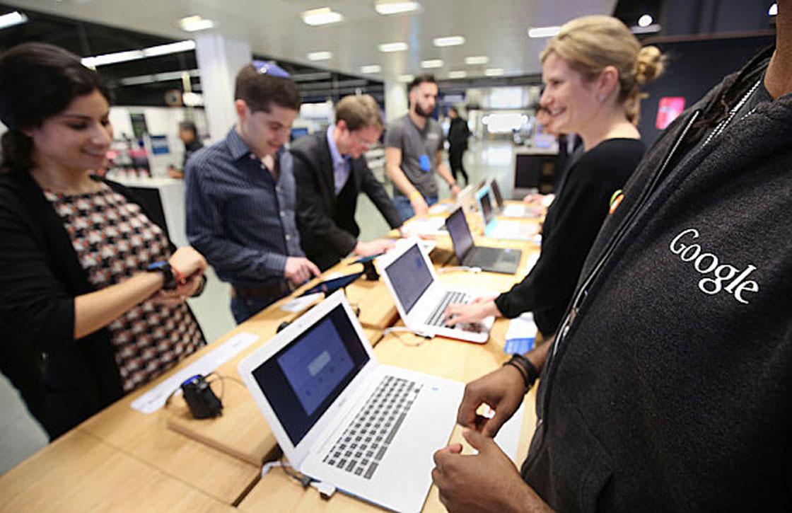 Dit moet je weten over de eerste Google Shop ter wereld