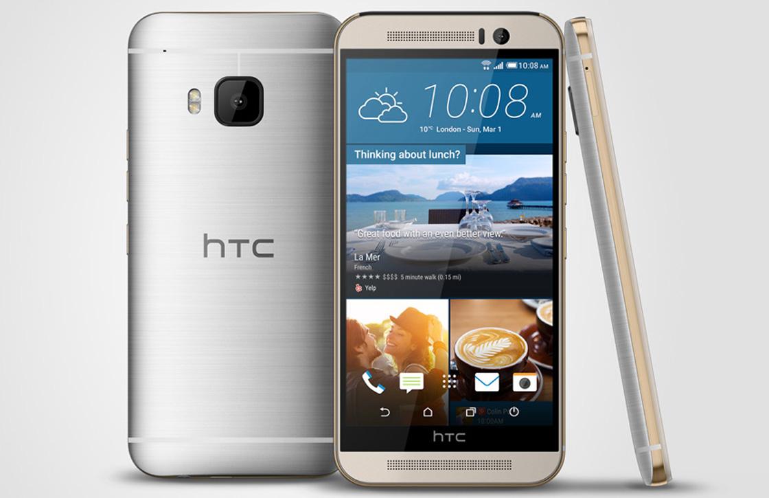 HTC One M9 officieel: nieuw topmodel met verbeterde specs