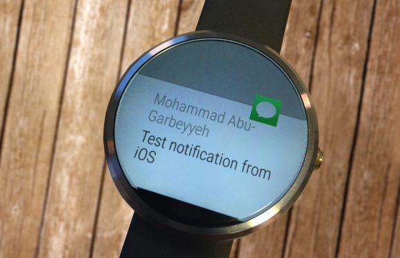 'Android Wear werkt binnenkort ook met iPhones'