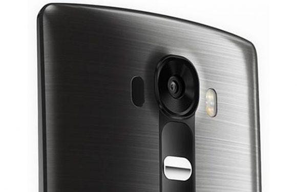 'LG G4 krijgt iets groter, licht gebogen scherm'