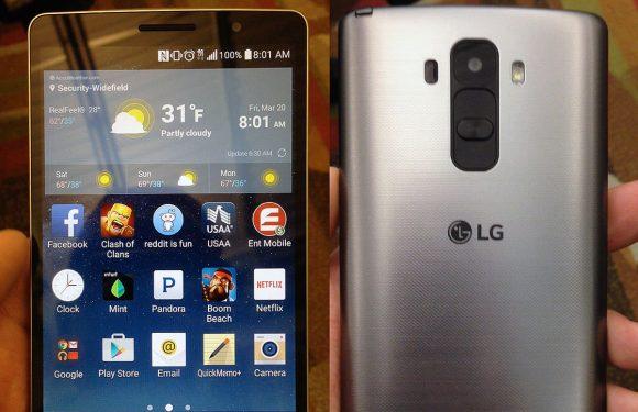 'Nieuwe foto's tonen LG G4 in het wild, release eind april'