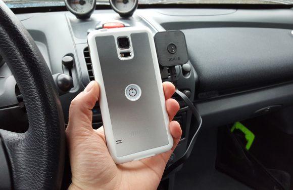 Mountr Review: elegante autohouder voor je smartphone