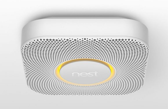 Nest Protect Review: rookmelder is sexy, slim en veilig
