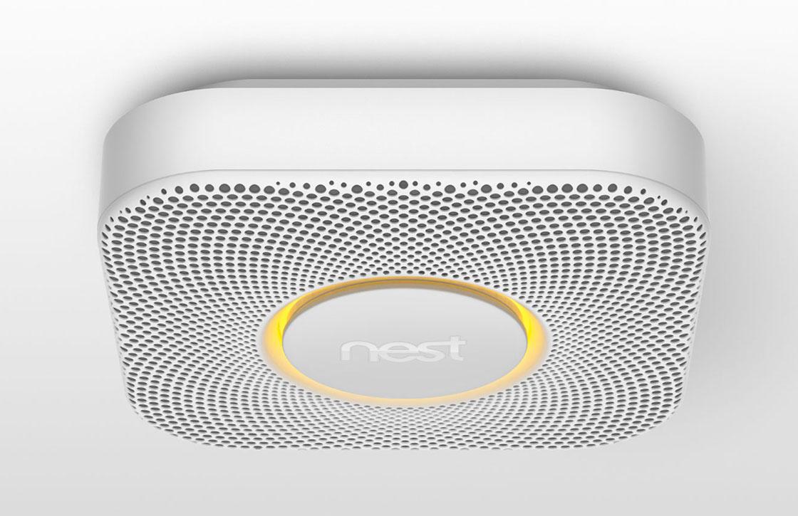 Nest Protect Review: rookmelder is sexy, slim en veilig
