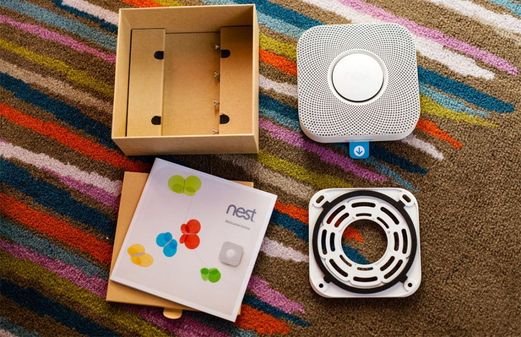 nest rookmelder review