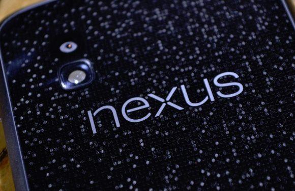 'LG Nexus 5 (2015) verschijnt eind september'