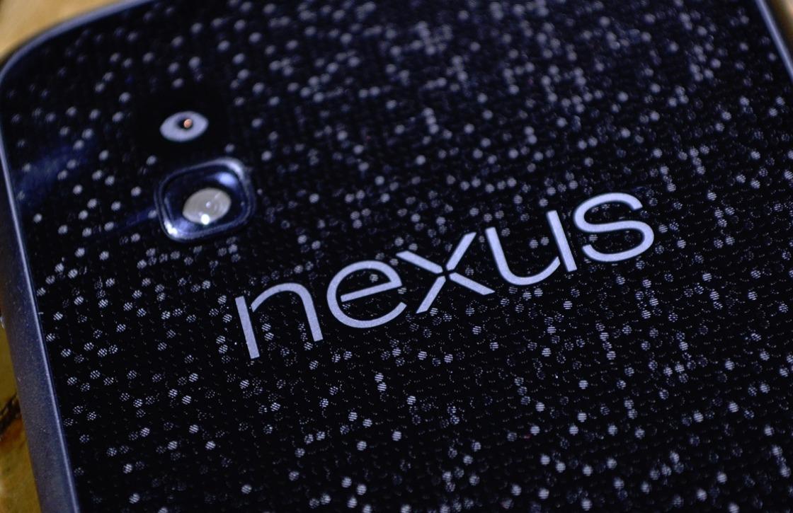 'Metalen behuizing en vingerafdrukscanner voor nieuwe Nexus-toestellen'