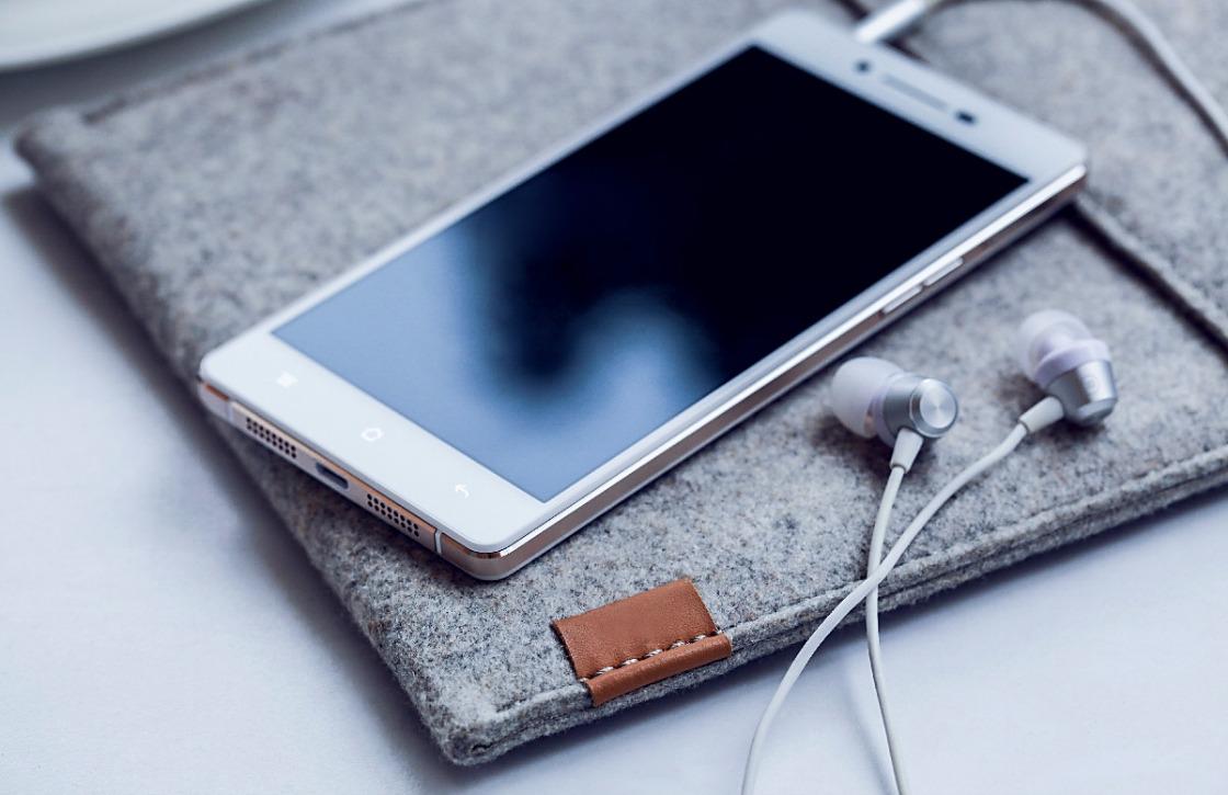 Oppo-smartphone met achterkant van saffierglas komt naar Europa