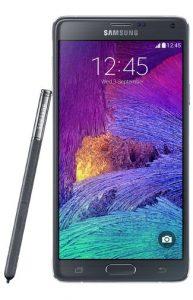 samsung galaxy note 4 zakelijke smartphone