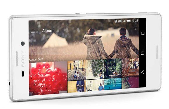 Sony Xperia M4 Aqua officieel: waterbestendig en lange accuduur