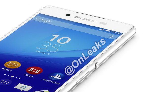 Mogelijke persfoto Sony Xperia Z4 lekt uit, dit moet je weten