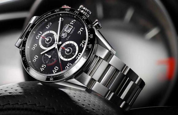 Tag Heuer maakt luxe smartwatch met Android Wear