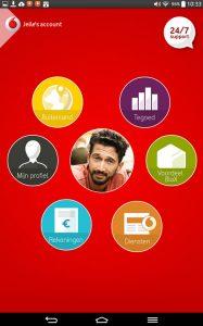Vodafone dataverbruik
