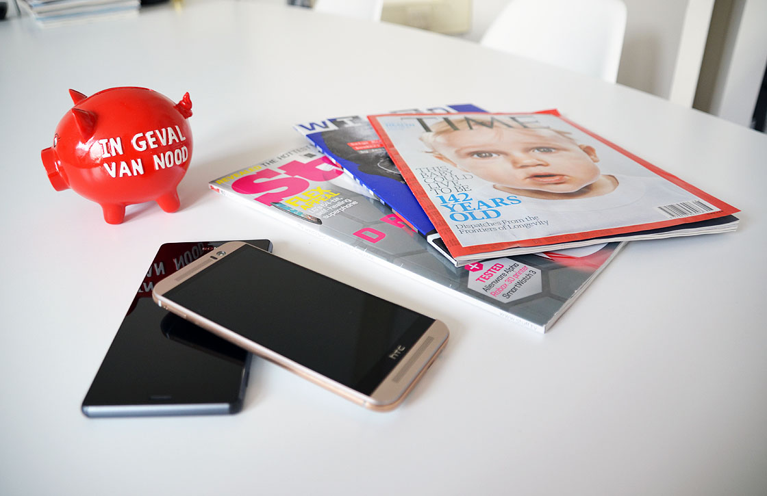 Dit zijn de 5 beste zakelijke smartphones met Android