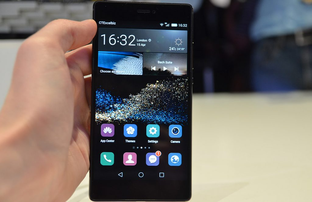 Huawei P8 preview